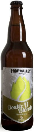 Hop Valley Blonde