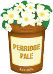 Flowerpots Perridge Pale