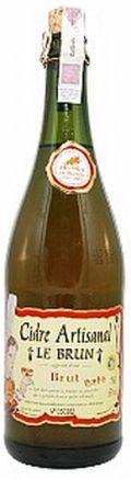 Le Brun Cidre Art�sanal Brut