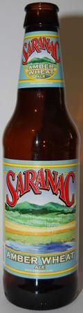 Saranac Amber Wheat