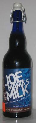 Keegan Ales Joe Mama�s Milk (2009+)