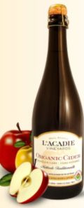 L'Acadie Vineyards 2007 Organic Cider