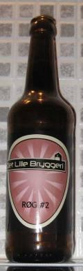 Det Lille Bryggeri R�g�l No. 2 - Smoked