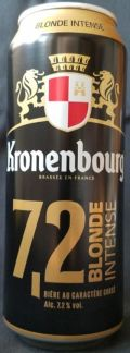 Kronenbourg 7.2 Blonde