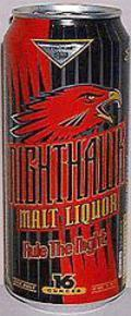 Nighthawk Malt Liquor