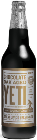 Great Divide Yeti Imperial Stout - Chocolate Oak Aged