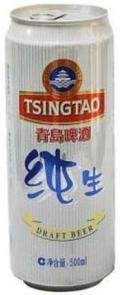 Tsingtao Draft Beer - Pale Lager