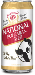 National Bohemian - Pale Lager