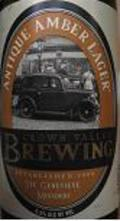 Crown Valley Antique Amber Lager