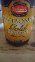 Lovibonds Gold Reserve Wheat Wine - Wheat Ale