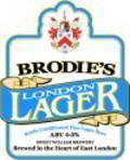 Brodies London Lager