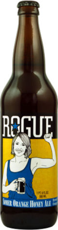 Rogue Somer Orange Honey Ale - Wheat Ale
