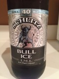 Schlitz Bull Ice