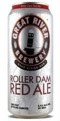 Great River Roller Dam Red Ale