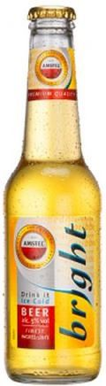Amstel Bright - Pale Lager