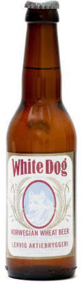 Lervig White Dog Brand