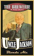 Brewerie Uncle Jacksons Blonde Ale