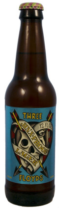 Three Floyds Jinx Proof Lager
