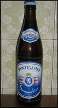 Puntigamer Sommerbier - Pale Lager