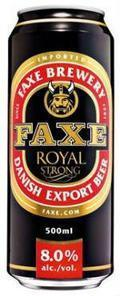 Faxe Royal Strong