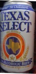 Texas Select Non-Alcoholic Beer