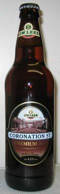 J.W. Lees Coronation St. Premium Ale (Bottle)