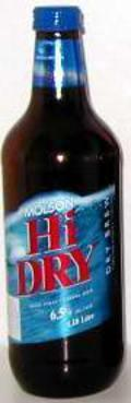 Molson Dry 6.5 (formerly Hi Dry) - Imperial Pils/Strong Pale Lager