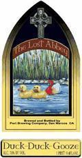Lost Abbey Duck Duck Gooze  - Sour/Wild Ale