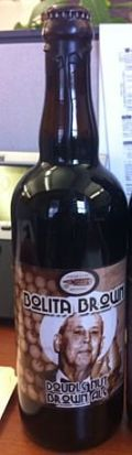 Cigar City Bolita Double Nut Brown Ale - Bourbon Barrel - American Strong Ale
