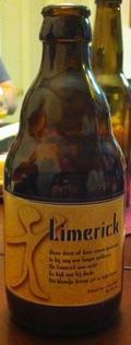 Bas-Bieren Limerick - Belgian Strong Ale