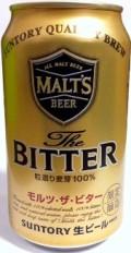 Suntory Malt�s The Bitter - Premium Lager