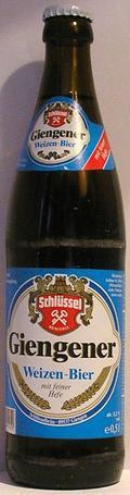 Giengener Weizen-Bier