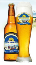 Sonnenbr�u Weizengold - German Hefeweizen