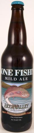 Beer Valley Gone Fishin' English Style Mild