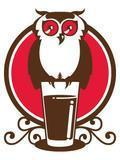Red Eye Hoot - Amber Ale