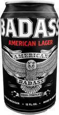 Kid Rock Badass American Lager