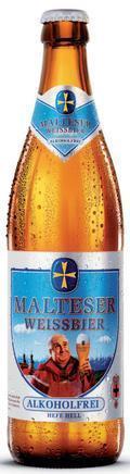 Malteser Weissbier Alkoholfrei - Low Alcohol