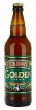 Holdens Golden Pale Ale