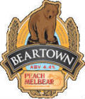 Beartown Peach Melbear