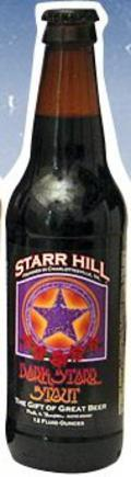 Starr Hill Dark Starr Stout