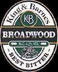King and Barnes Broadwood Ale