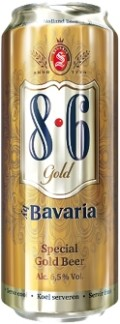 Bavaria 8.6 Gold - Imperial Pils/Strong Pale Lager