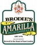 Brodies Amarilla