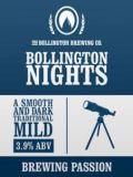 Bollington Nights - Mild Ale