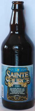 Brasseurs de la Mauricie Sainte-Source Scotch Ale