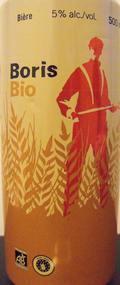 Saverne Boris Organic (Bio) - Pale Lager