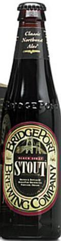 BridgePort Black Strap Stout