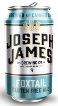 Joseph James Fox Tail Gluten Free Ale