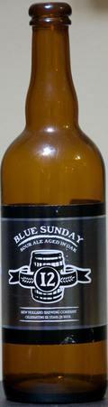 New Holland Barrel Aged Blue Sunday 12