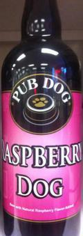 Pub Dog Raspberry Dog
